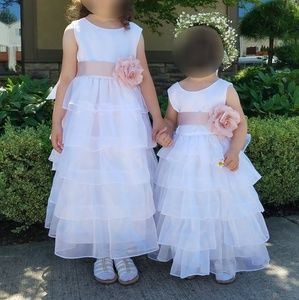 Other - Girls Bridesmaid/Christening Dress
